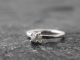 conflict free raw Canadian diamond ring