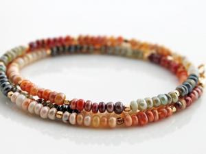custom opal bracelet